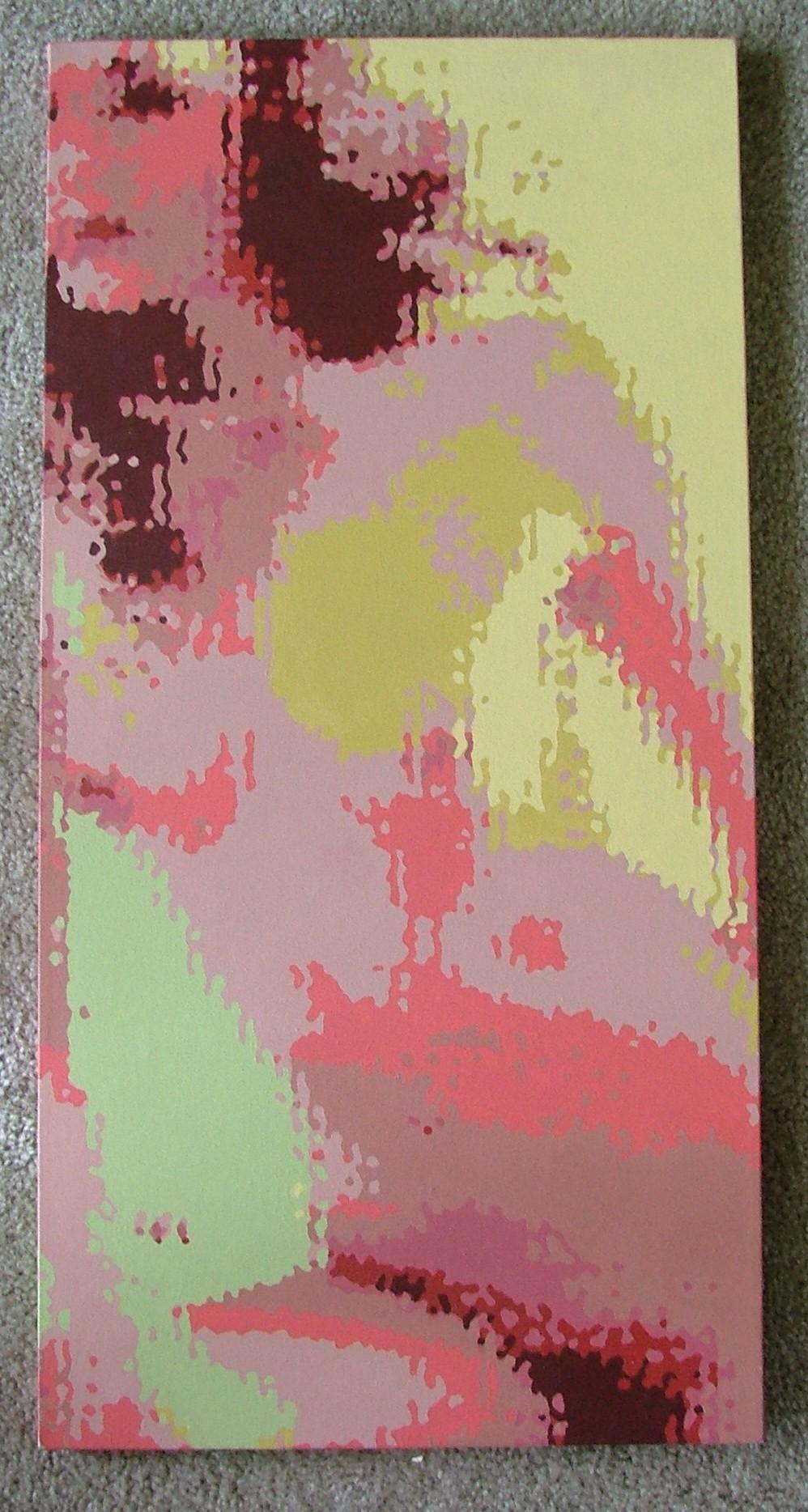 Janis (acrylic on canvas)