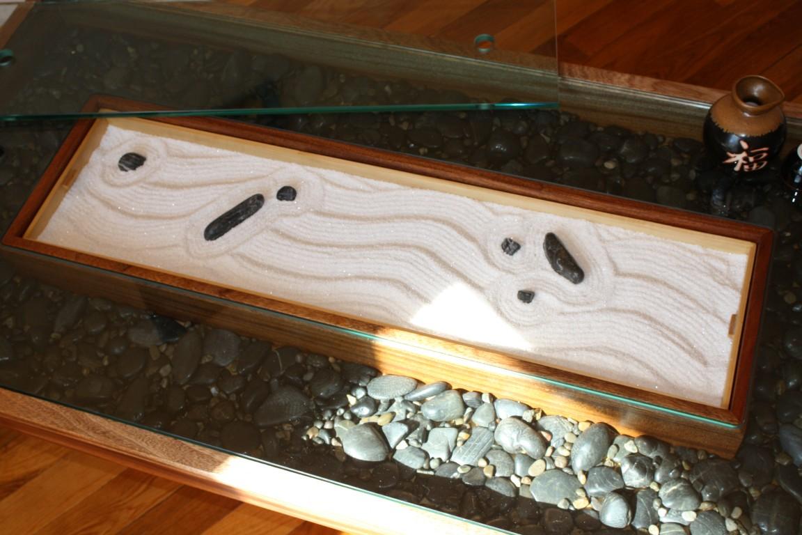 Zen Garden Coffee Table Ideas Photo Gallery World Homes 11692