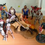 Steel2, Steel3, Bishop, Obama as jedi, Mace Windu, Mister-T, Sentinel, Cyborg, Patriot