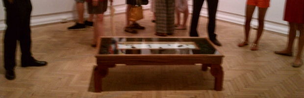Zen Garden Coffee Table At Corcoran Gallery 31 09 Feat The Fine Art Of Vincent M Farquharson
